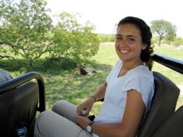 Caroline safari