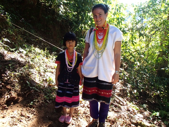 Traditional Lawa dress from women and girls