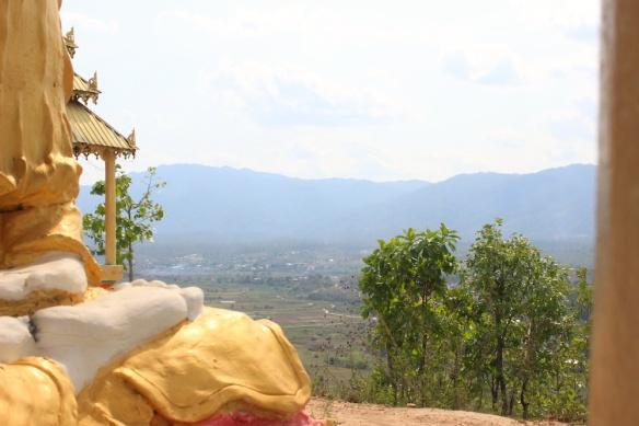 Buddha view Wiang Haeng