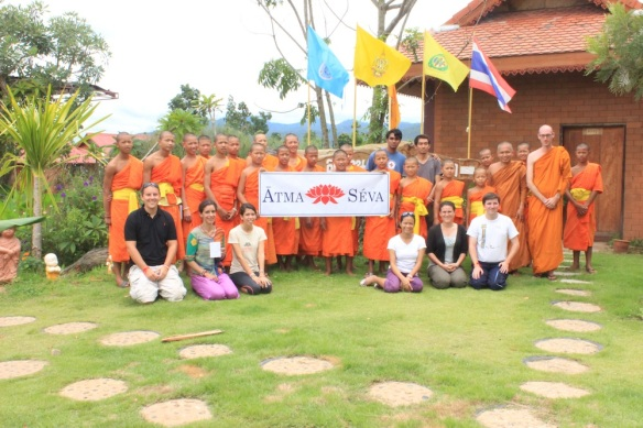 Wiang Haeng English camp