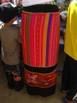 Shan style skirt