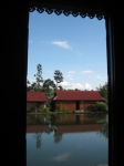 Novice quarters from my window